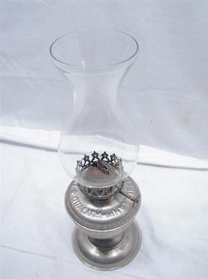 Vintage Best New Star Table Lamp Oil Fluid Light Kero Kerosene ()