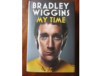 "Bradley Wiggins ""MY TIME"""
