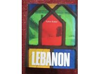 LEBANON - interesting illustrated book.