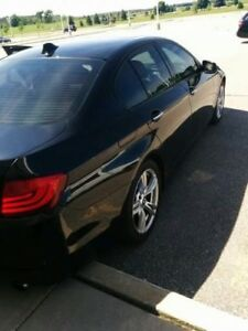 Black Beauty ! 2011 BMW 535i CERTIFIED AND READY TO GO !!