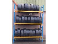 Used Tyre Racking - Excellent condition