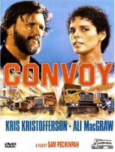 Vintage Trucking Movies DVD's - Convoy, Rolling Vengeance, more!