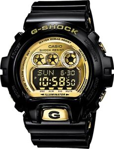 Black and Gold G-Shock For Sale