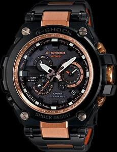BRAND NEW CASIO G-SHOCK MTG Black Rose Gold Watch MTG-S1000BD-5A IN STOCK @ MAPLE JEWELLERS MADE IN JAPAN ON SALE