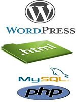 Offering Web Development by WordPress