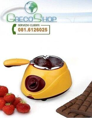 Cioccolatiera elettrica/Fonduta elettrica per cioccolato e formaggio e acc. ECO