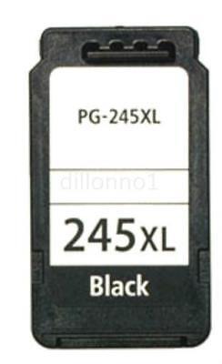 PG-245XL Black Ink Cartridge For Canon PIXMA iP2820 MG2420 MG2520 Printers
