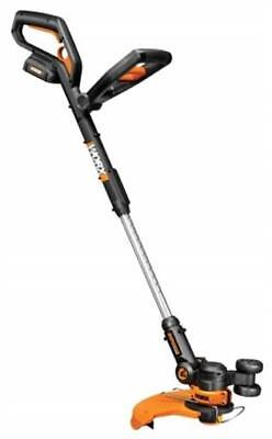 Positec Usa Inc Positec Usa Inc WG160 Straight Shaft Trimmer-Edger 12 in. 20V 12 In Straight Shaft