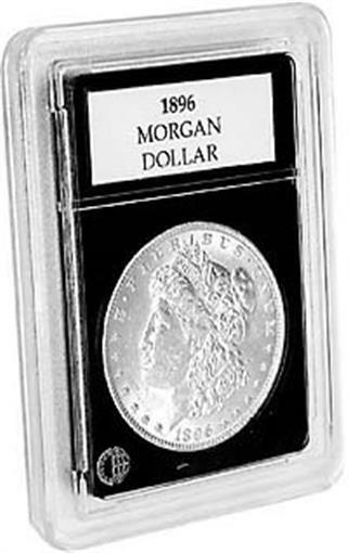 3 Coin Slabs Holders Cases For US Large Dollars Trade Morgan Silver Peace 38.1mm