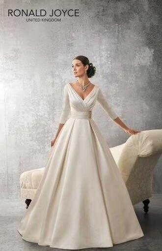 Ronald Joyce Andrea 69155 Wedding Dress For Sale