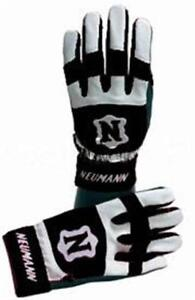 Baseball Softball Batting Gloves Synthetic Leather Adult Mens S Neumann ABE-S-BK