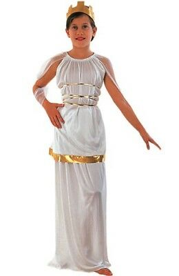 Griechisches Göttinnen-Kostüm für Mädchen (Göttin Kostüme Für Mädchen)