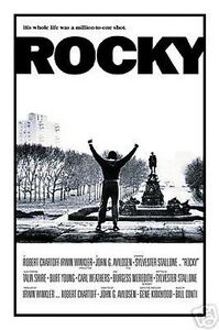 ROCKY BALBOA NEW 24X36 MOVIE POSTER RARE STALLONE