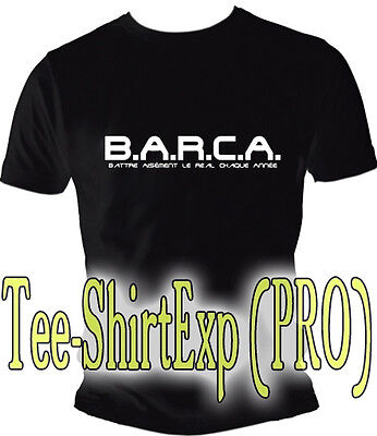 T-shirt Barcelone Barca Real Humour Maillot Foot Football - Tee Shirt S Au Xxl