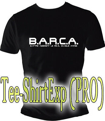 T-shirt Barcelone Barca Real Humour Maillot Foot Football - Tee Shirt S Au Xxl