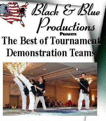 2002 Best Karate Martial Arts Demonstration Teams #7 DVD weapons kata