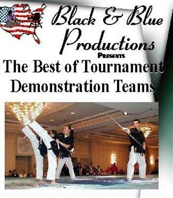 2001 Best of Karate Martial Arts Tournament Demonstrations #6 forms kata