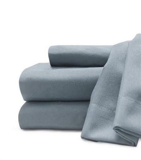 Baltic Linen Soft & Cozy Easy Care Deluxe Microfiber Sheet Sets Blue - Twin XL