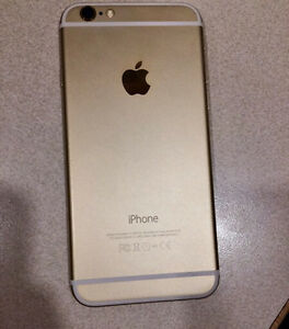 iPhone 6- excellent condition- bell carrier  London Ontario image 1