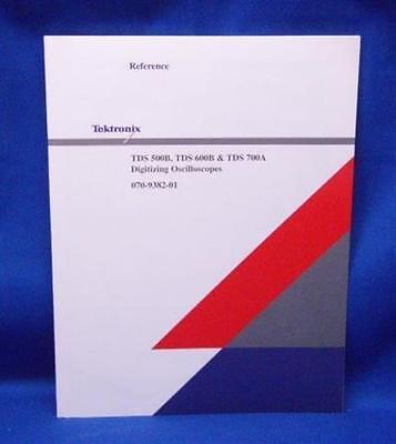 Tektronix 7623ar7623a Oscilloscope Service Manual