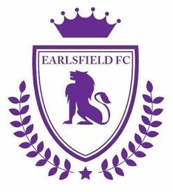 Earlsfield FC - Looking for a Target Man Striker for new football season