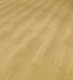 VARIO+ 12MM LIGHT OAK LAMINATE FLOORING 1.30M2 COVERAGE