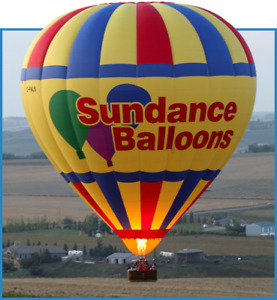 3 Anytime Hot Air Balloon Vouchers- #giftit