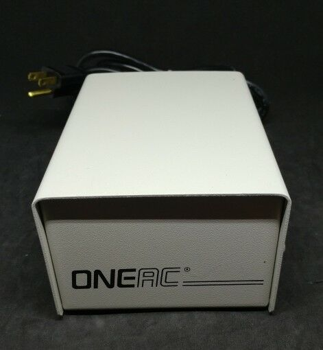 ONEAC Power Conditioner Model# CL1107  Input 120 Volts
