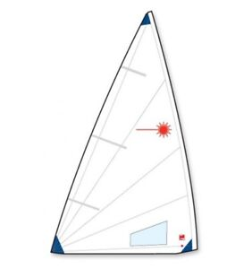 Laser radial sail and bottom mast needed