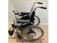 Electric Powered Wheelchair, Karma Ergo Lite2 excellent condition