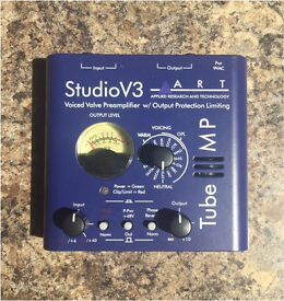ART Tube MP Studio V3 Valve Preamp