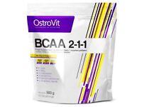 OstroVit Extra Pure BCAA 2: 1: 1 500 g