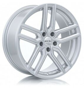 2009 VW /Audi All Season Tires with RTX Rims (VADEN SILVER)