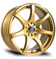 Gold RTX, INK, 17 x 7.5, 5 x 100/114.3, 42, 73.1, G