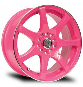 "RTX 17"" Pink Mags"