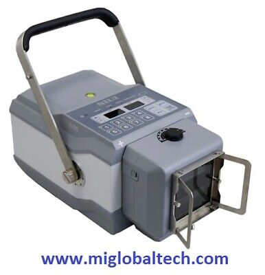 New Veterinary Portable X-ray Siui Sr-8100 With Warranty And Support