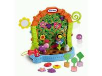 Little Tikes garden plant and play activity set