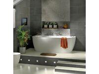 Bath and panel