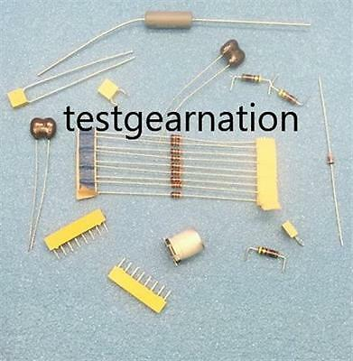 Lot Of 32 Pcs Hv-232 Resisitor Electronic Components Unusedsurplus Nos New
