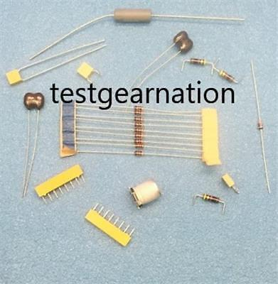 Lot Of 101 Rnc65h4990fs Resistor Electronic Components Unusedsurplus Nos New