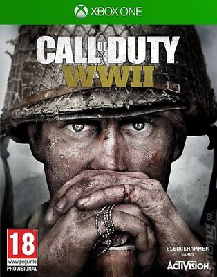 Call of Duty: WWII (Xbox One) VideoGames