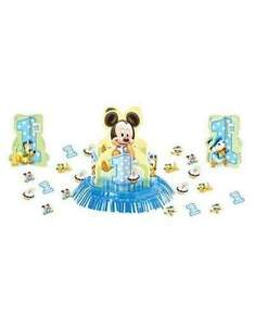 Mickey Mouse 1st Birthday Decorations (NEW PRICE)