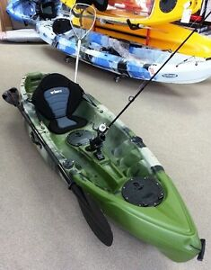 Winner Volador Angler Sit-on-Top Fishing Kayak with Paddle West Island Greater Montréal image 4