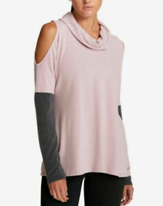 DKNY Sport Cold Shoulder Sweater M