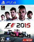 NTSC-J (Japan) F1 2015 Video Games