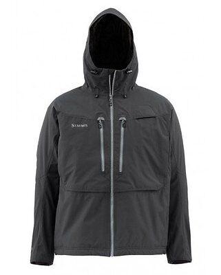 Simms Bulkley Jacket ~ Black NEW ~ Size XL ~ CLOSEOUT