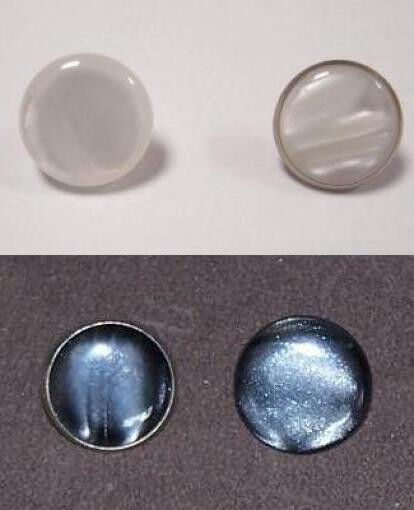 1 X Button For Accordion Chromatic Diatonic, Colour And Diameter To Choice