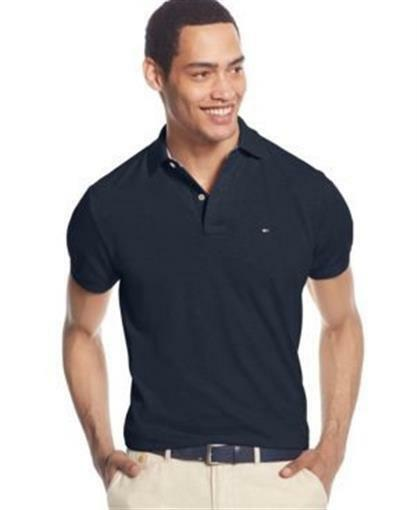 Tommy Hilfiger Men/'s Classic-Fit Ivy Polo