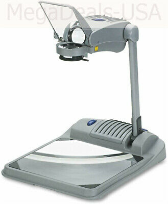 Apollo Venture Open Head Ultra Portable Overhead Projector V4000m Gray