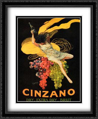 Florio e Cinzano by Leonetto Cappiello Art Print Vintage Wine Poster 38x51